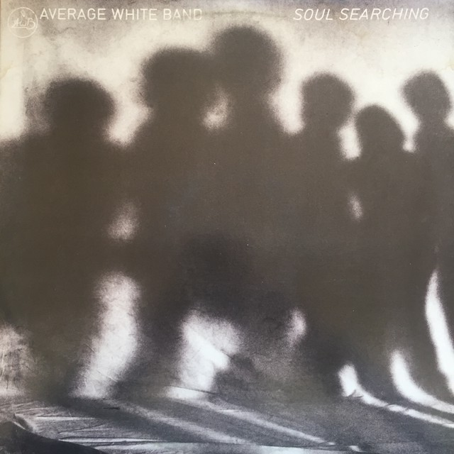 Average White Band ‎– Soul Searching