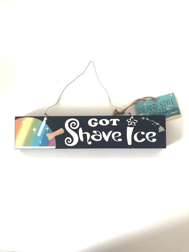 MASUMOTO Shave Ice 壁飾り