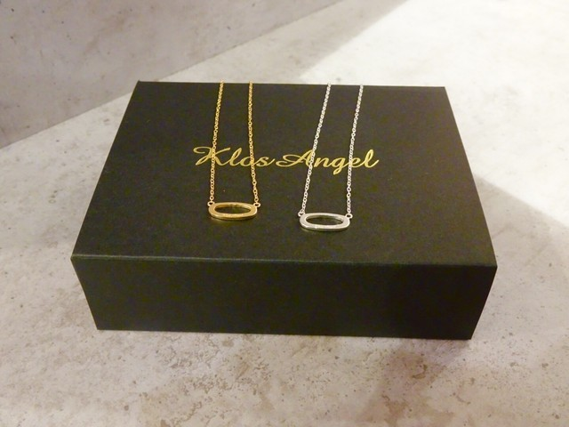 Angel's Ring Necklace