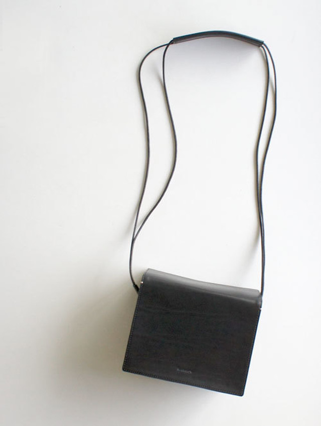 MINI CURVE BAG / MARROW