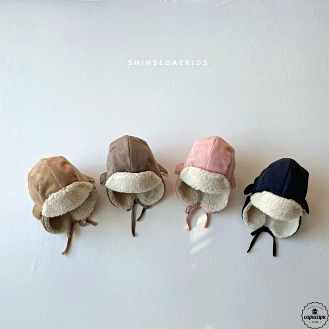 «sold out» suede flight cap 4colors スエードフライトキャップ
