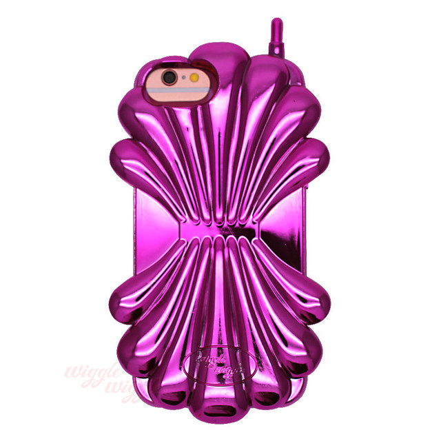 Shell case - Metallic Pink