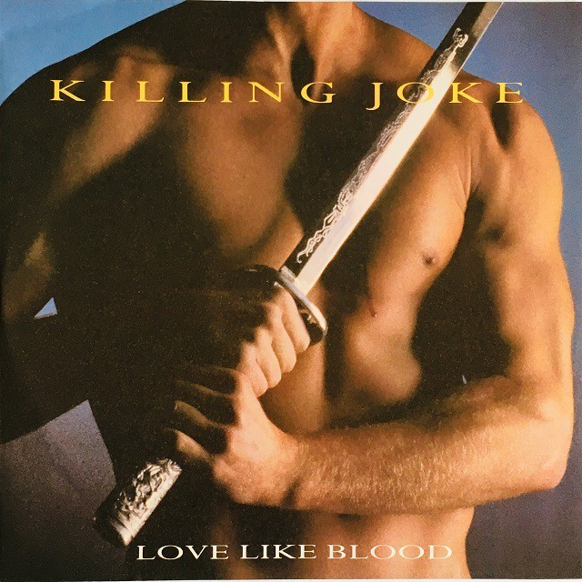 【12inch・英盤】Killing Joke / Love Like Blood