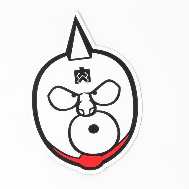 カーマグネットCAR MAGNET(キン肉マン)