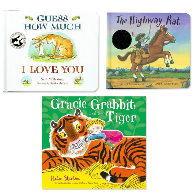 「絵本好きのためのボードブック」Bセット(3歳以上)