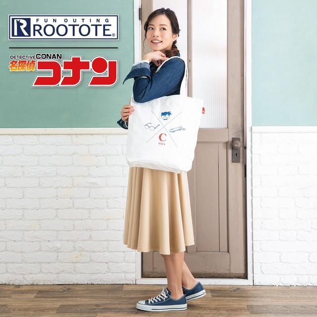 【 ROOTOTE ┃ コナン/新一】コラボトートバッグ 第1弾