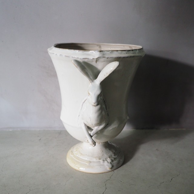 Curious Hare Urn