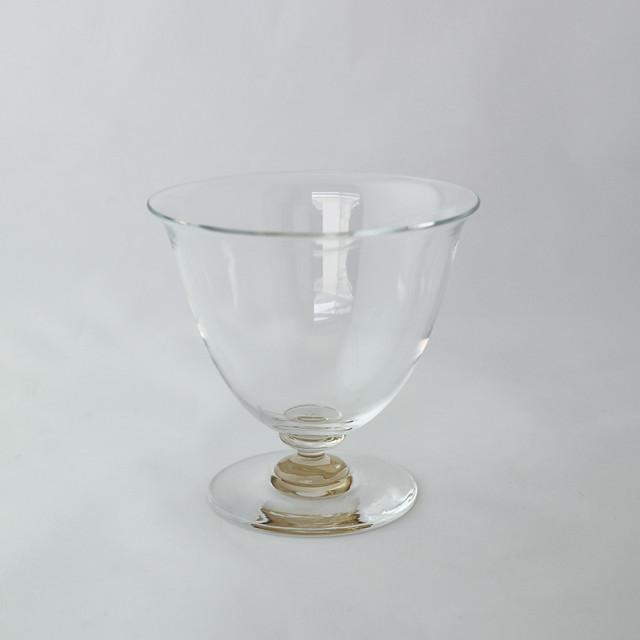 WASHIZUKA GLASS STUDIO ashitsuki short φ9 × H9.5cm ガラス スタイリッシュ