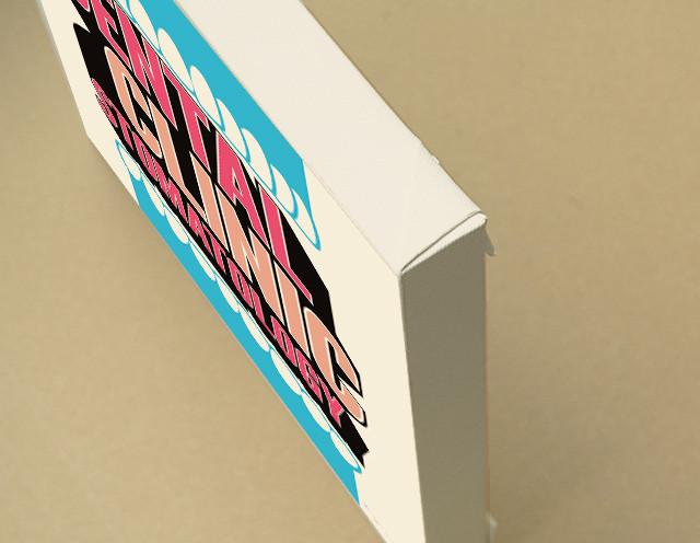 STOMATOLOGY キャンバスプリント(B2サイズ・木製パネル貼り)3