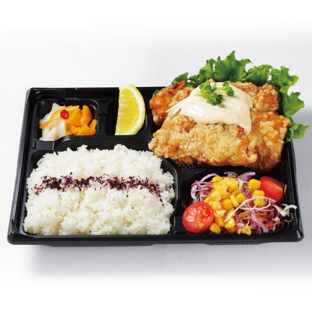 鶏唐タルタル弁当