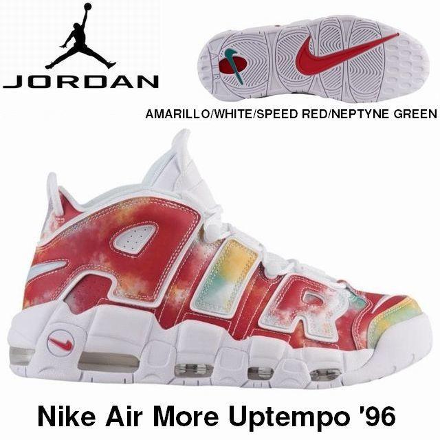【送料無料】ナイキ エア モア アップテンポ96 / Nike Air More Uptempo '96 (V3809700)