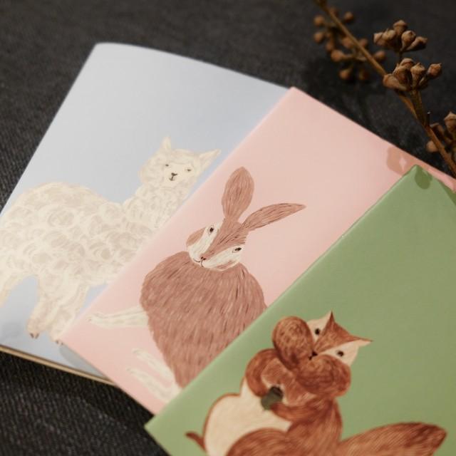 Notebook set - Miyuki Matsuo