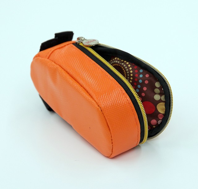 【The Beans Bag】colorful saddle bag FAKE LEATHER VERSION
