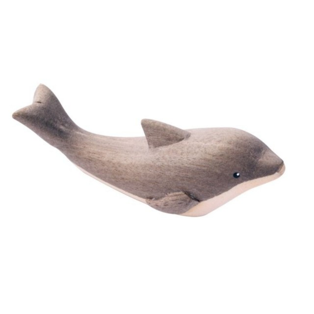 イルカのお箸置き/木製のお箸置きシリーズ[お箸レスト]【キッチン雑貨/Brounie1】