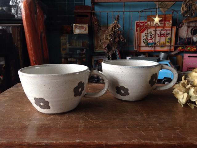 kougetsu おはなマグカップ