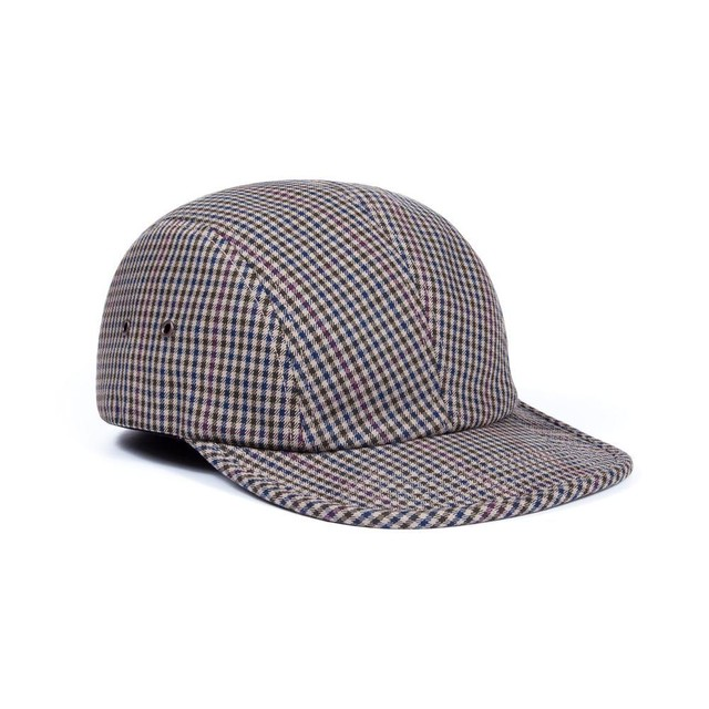 Packable 4-Panel(Midnight Country Check)