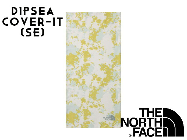【TNF】 DIPSEA COVER-IT SE(Surreal Sky Green)