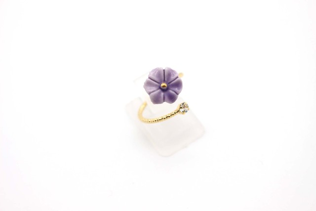 有田焼リング flower 2