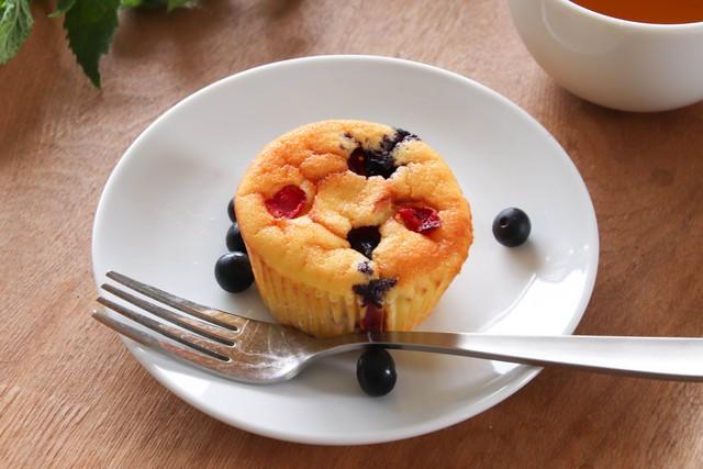 チーズケーキ ミニ ブルーベリー&ストロベリーベリー