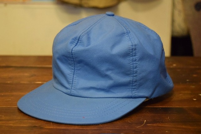USED Columbia GORE-TEX cap 80s made in USA C0259