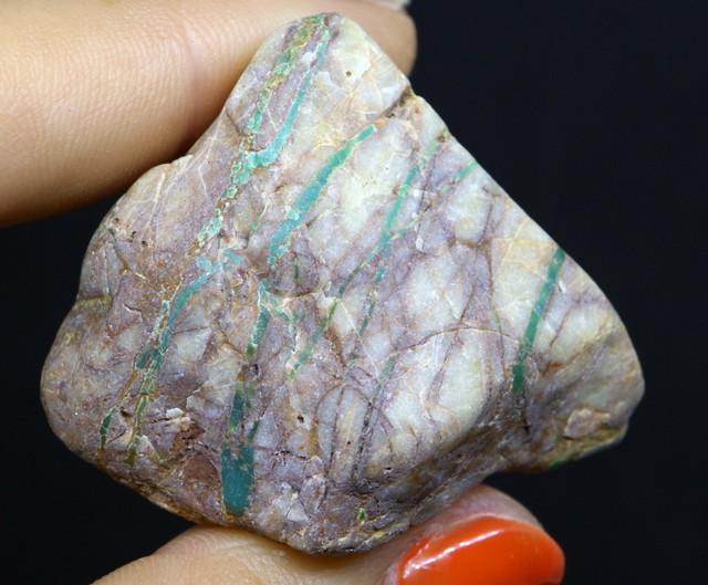 ロイストン ターコイズ Turquoise トルコ石 ネバタ州産 原石 36g TQ138