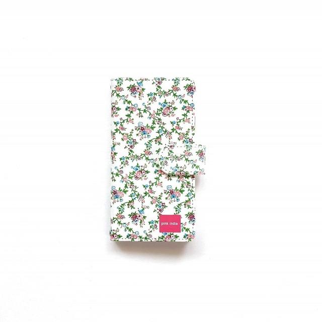 北欧デザイン Android対応手帳型マルチケース  | garden party