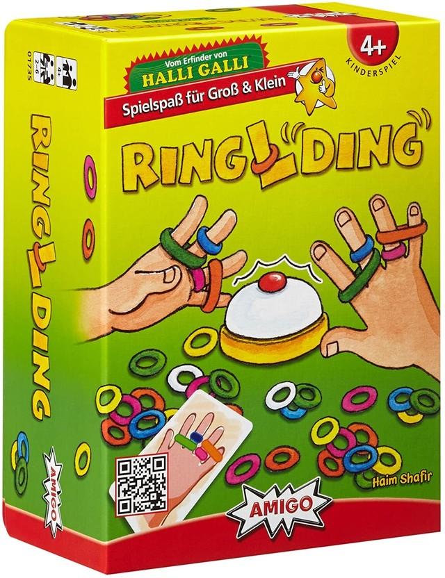 リング・ディング (ハリガリ・リング) / Ring L Ding