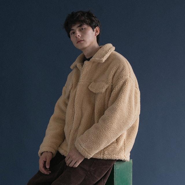 mouton jacket BL1401