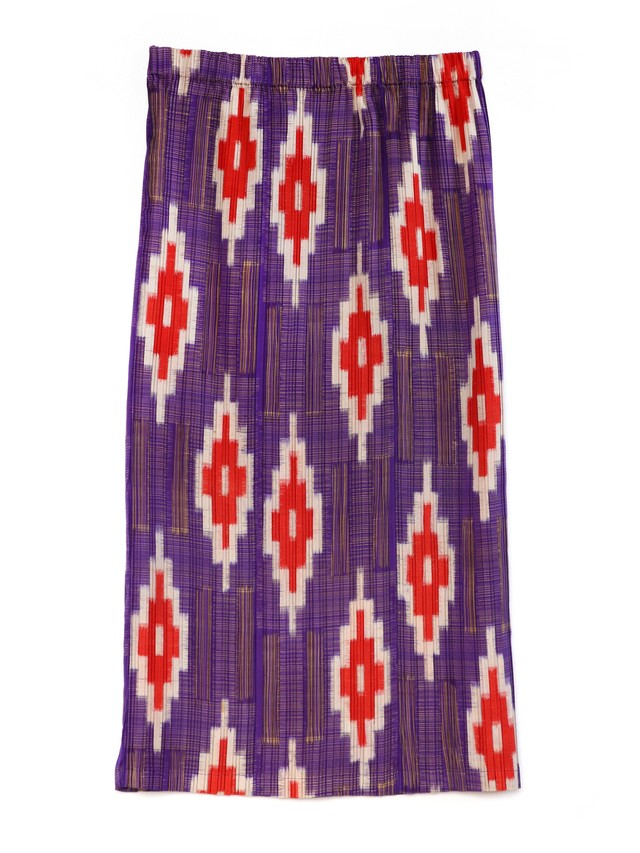 DANNA PLEATED SKIRT - 8bit