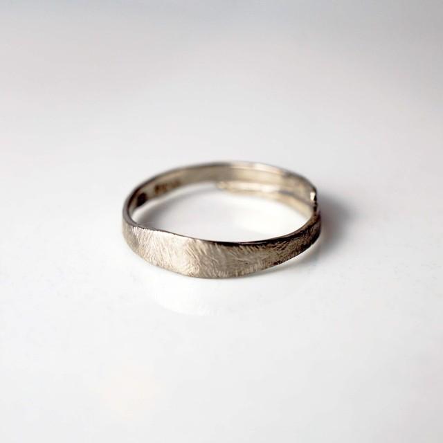 Phalange ・Pinky Ring / Overlap Ring (WG)
