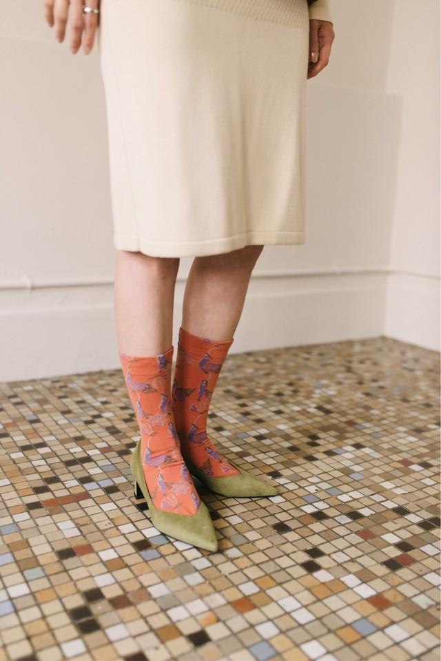 TUOYAN SET / DANCING NINGYO socks