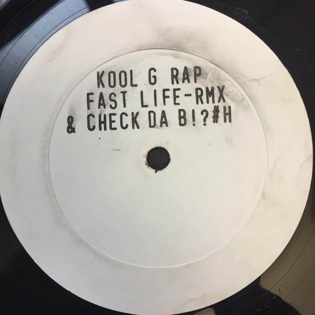 Kool G Rap ‎– Check Da Bitch