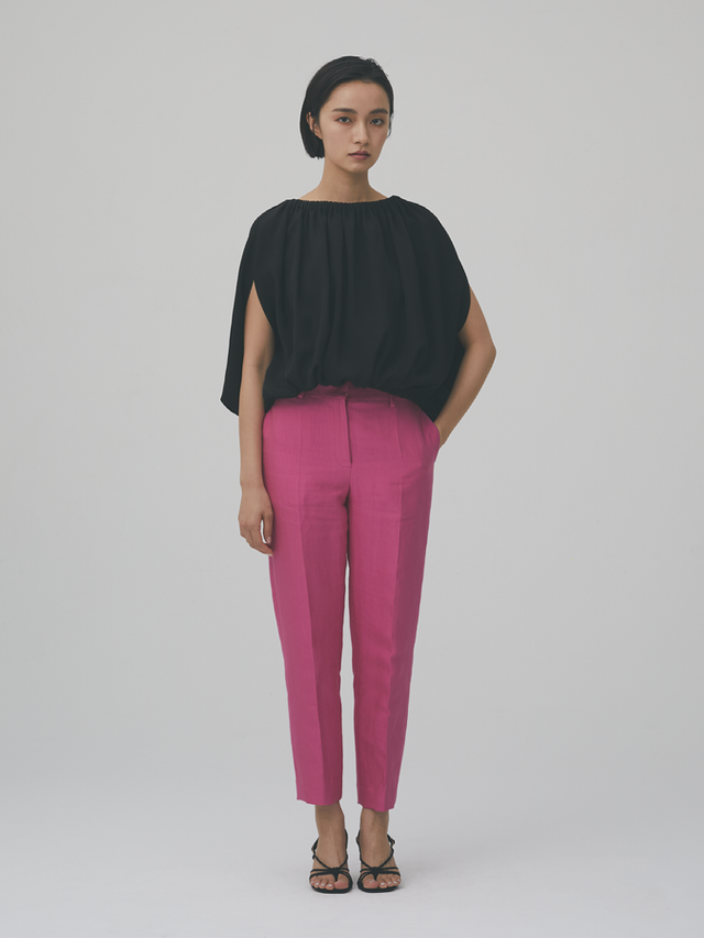 【予約商品】pink tapered pants