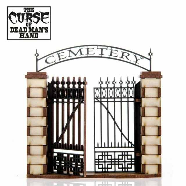 【予約商品】Cemetery Entrance 28S-DMH-138