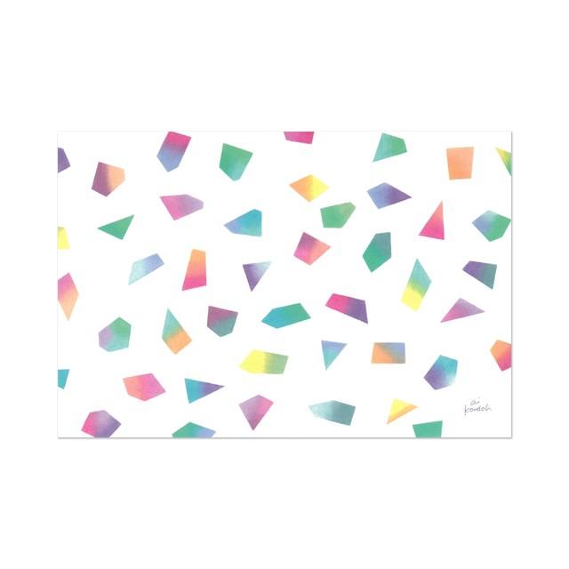 ポストカード【crystal】