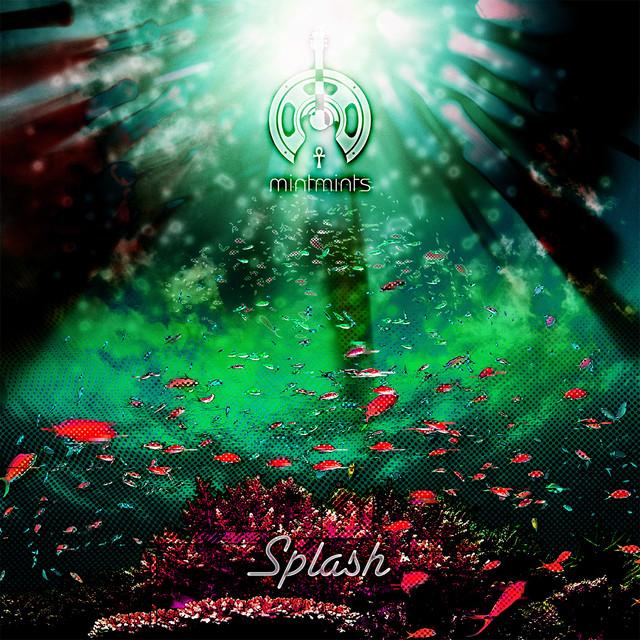CD:『Splash』mintmints(ミントミンツ) - メイン画像