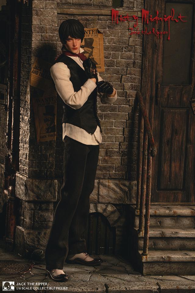 Jack the Ripper 1/6フィギュア デラックスエディション(限定500体)+追加ヘッド