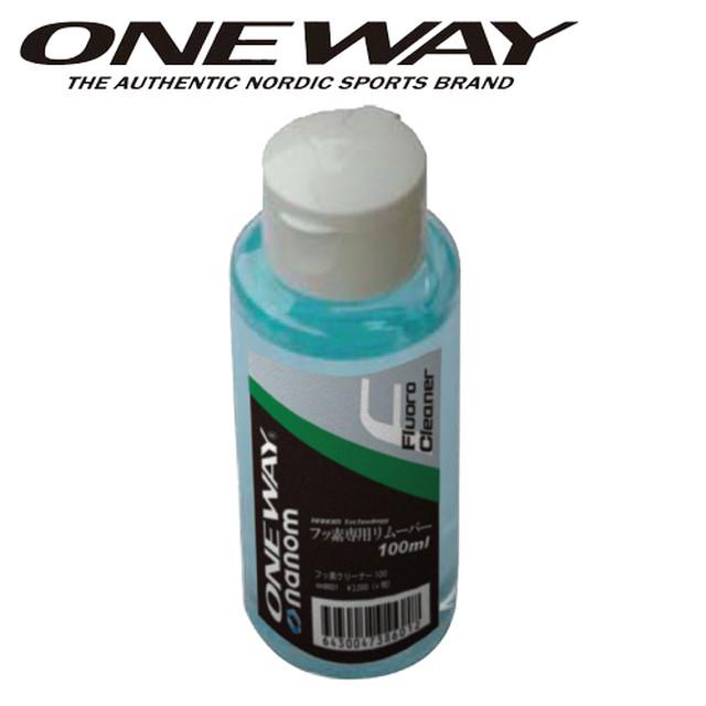 ONE WAY ツール リムーバー OWクリーナー 1リットル 滑走面用 on8605