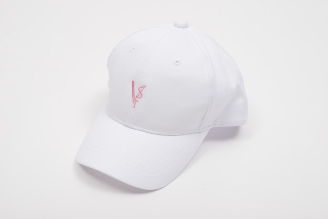 VST Cotton Cap(white)(black)(pink)
