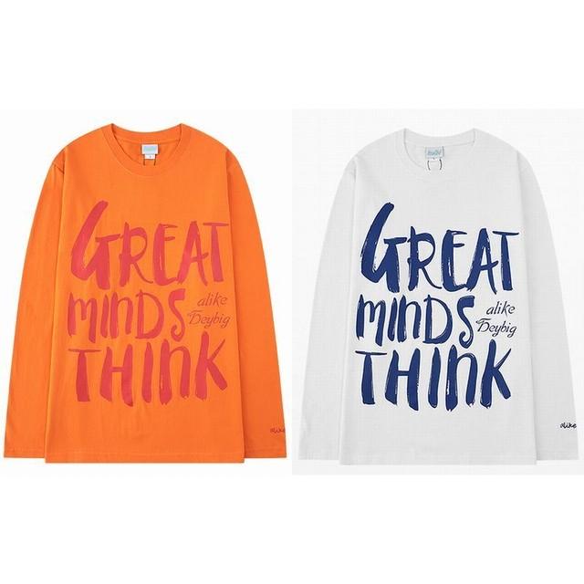 ユニセックス 長袖 Tシャツ メンズ レディース プリント オーバーサイズ 大きいサイズ ストリート TBN-601089458153