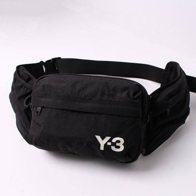 ワイスリー Y-3 ボディバッグ FH9244 SLING BAG YOHJI BLACK r014804