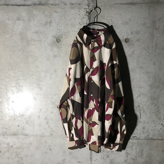 [used] chaos designed shirt