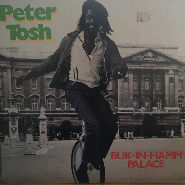 Buk-In-Hamm Palace / Peter Tosh