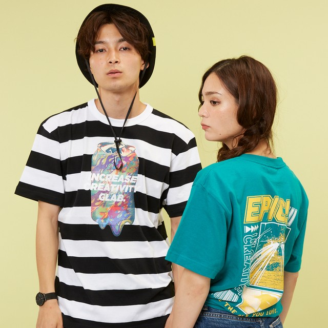 CAN T-Shirts / Border