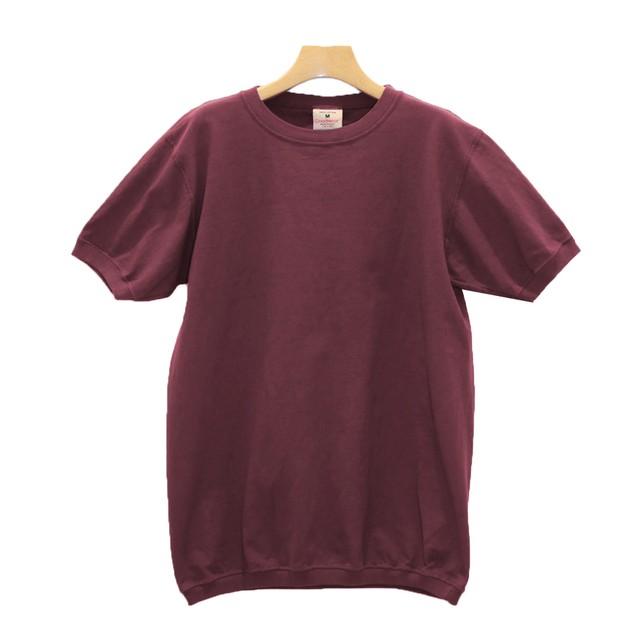 GOOD WEARグッドウエア/7.2oz CREW-NECK T WITH CUFF&HEM RIBクルーネックTシャツ【NGT9801】
