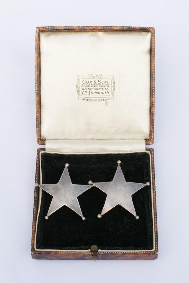 【Run Rabbit Run Vintage】Star silver pierce