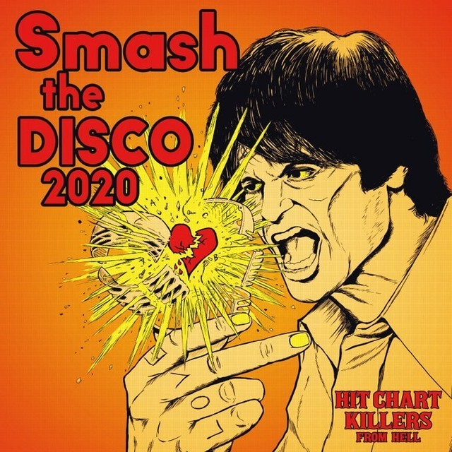 "【CD】V.A HIT CHART KILLERS ""Smash the DISCO2020"""