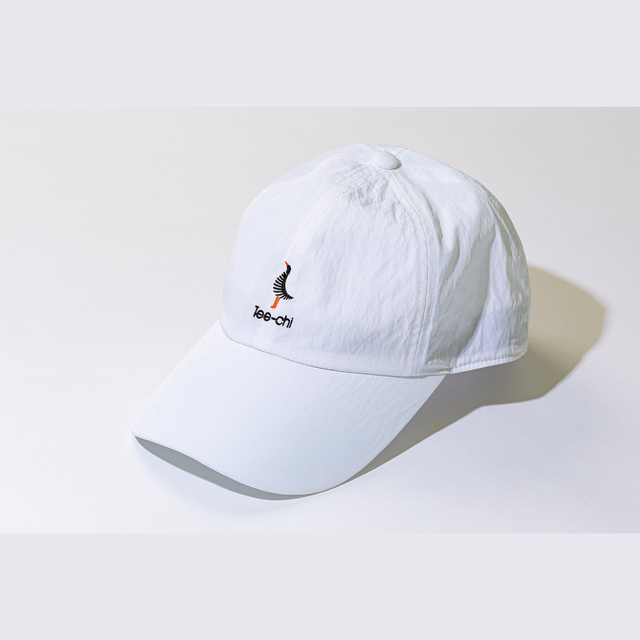 Tee-chi CAP【VS -Vertical Symbol】(WHITE)