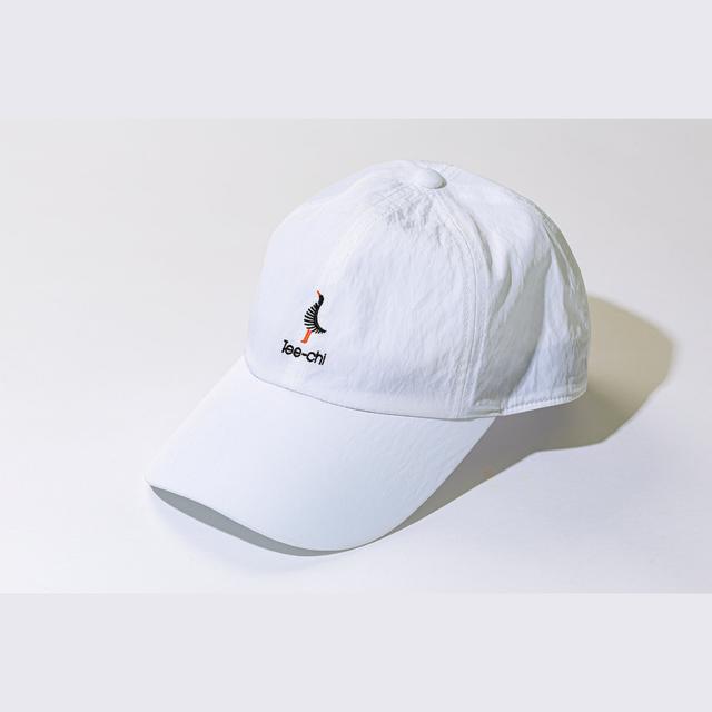 Tee-chi CAP【VS -Vertical Symbol】(WHITE)