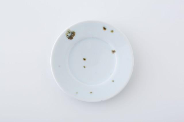 リム皿:5寸(03) / 人見 和樹